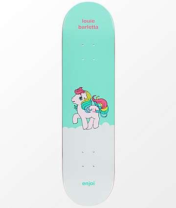 "Enjoi x My Little Pony Barletta 8.0"" Skateboard Deck"
