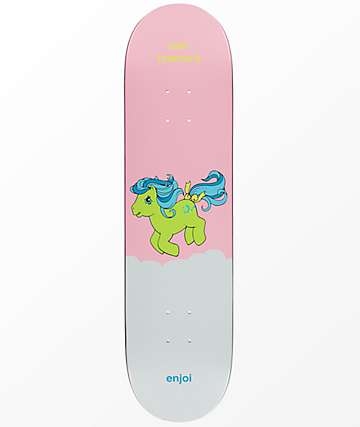 "Enjoi x My Little Pony Raemers 8.125"" Skateboard Deck"