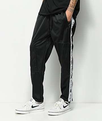 Ethik OG Sport Black Track Pants