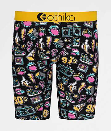 Ethika Boys 90s Swag Boxer Briefs