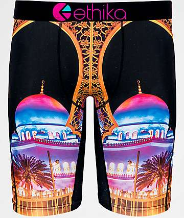 Ethika Boys Arabian Nights Boxer Briefs