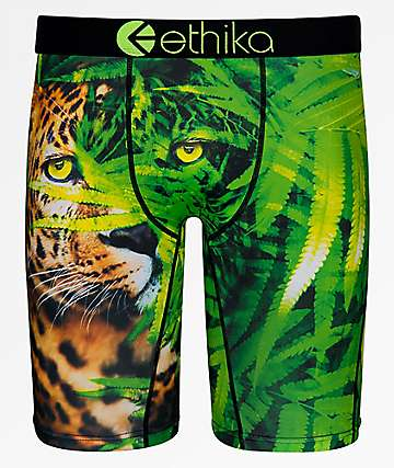 Ethika Boys Cat Nip Boxer Briefs