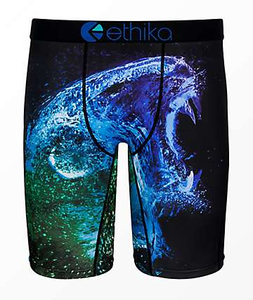 Ethika Boys Fresh Bite Boxer Briefs