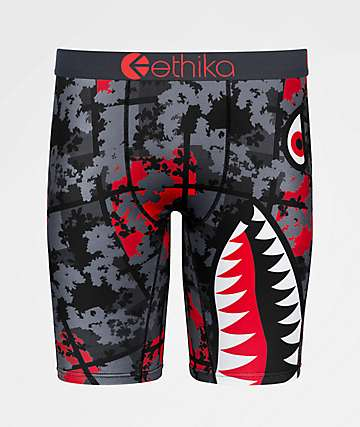Ethika Boys The Bomber Boxer Briefs