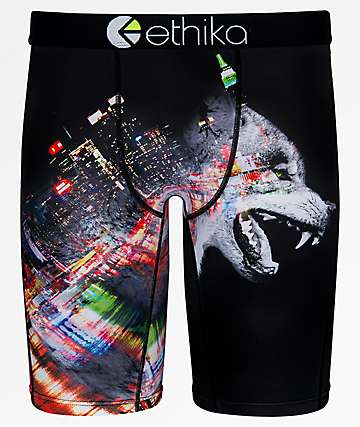 Ethika Boys Wolf Of Wall Street Boxer Briefs