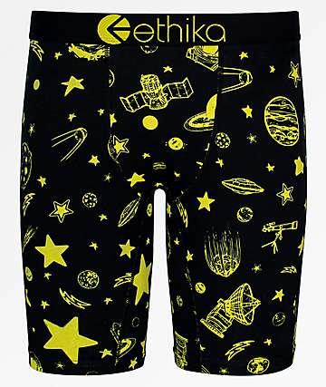 Ethika Cieling Stars calzoncillos boxer para niños