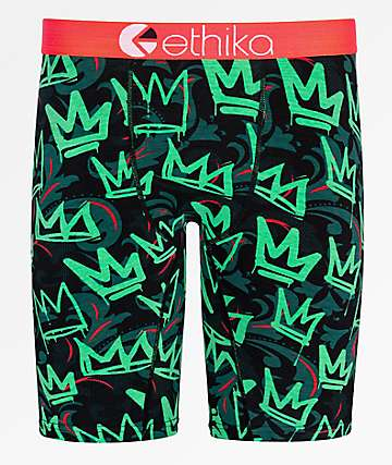 Ethika Crown The Kings Boxer Briefs