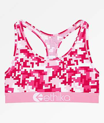 Ethika Digi Fighter Sports Bra