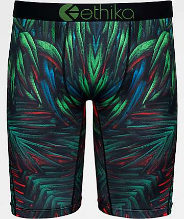 Ethika Electric Palms calzoncillos bóxer