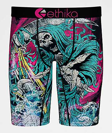 Ethika Ghouls Night Out Boxer Briefs