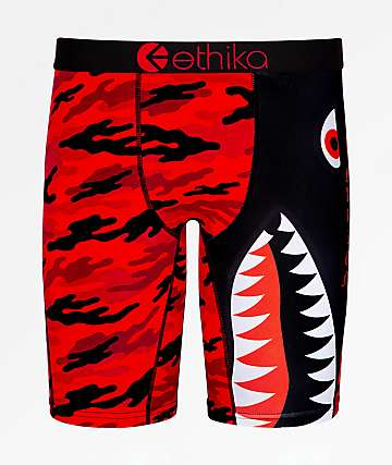 Ethika Hood Nation calzoncillos boxer para niños