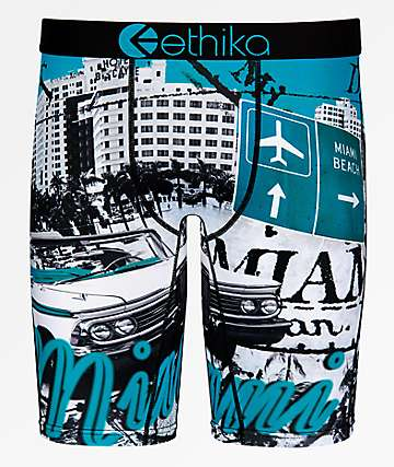Ethika Miami Boxer Briefs