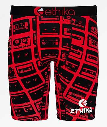 Ethika Mix Tape Boxer Briefs