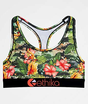 Ethika Operation Paradise Sports Bra
