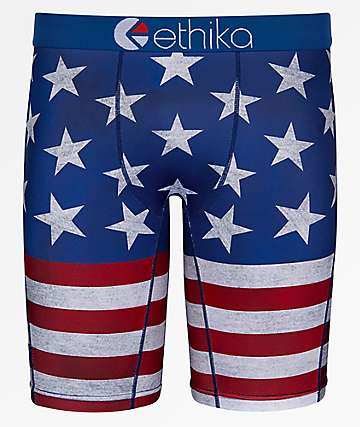 Ethika Stars & Stripes Boxer Briefs