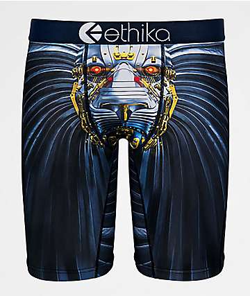 Ethika Steam Roar Boxer Briefs