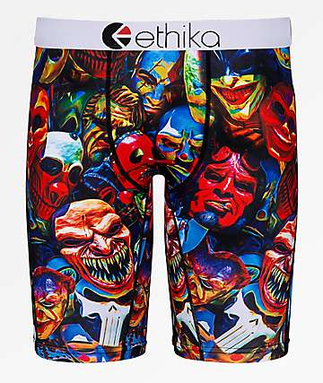 Ethika The Villain Boxer Briefs