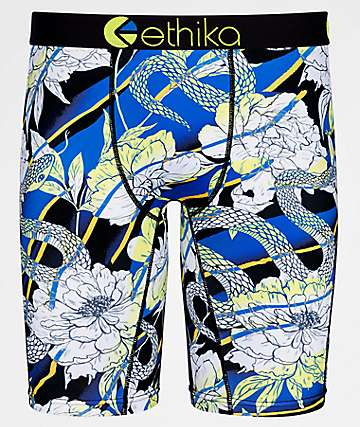 Ethika Yella Beezy Designer Junkie calzoncillos boxer