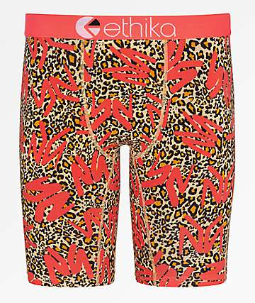 46e446ef96 Ethika Young Money Leopard Boxer Briefs · Quick View