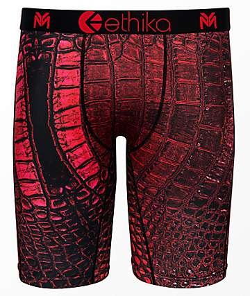 Ethika Young Money Reptile Boxer Briefs