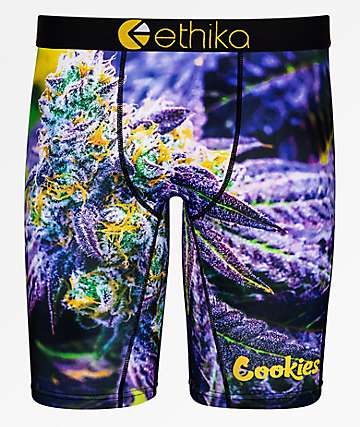 Ethika x Cookies Showtime calzoncillos boxer
