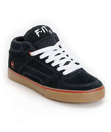 Etnies F-IT RVM Ben Lewis Black BMX Shoes