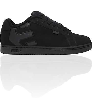 Etnies Fader Black & Midnight Wash Shoes