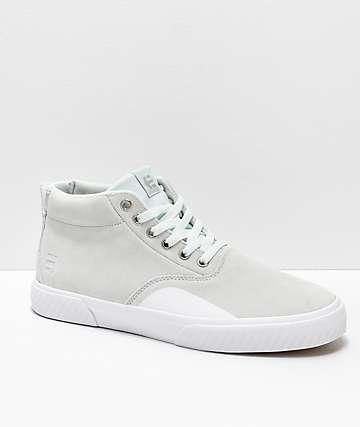 Etnies Jameson Vulc MT zapatos de skate en blanco y azul claro