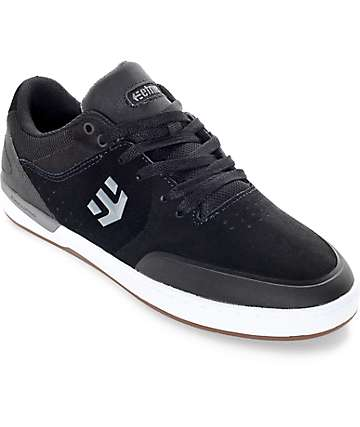 Etnies Marana XT Black, White & Gum Skate Shoes