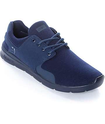Etnies Scout XT Mono Navy Shoes