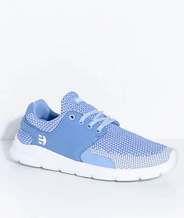 Etnies Scout XT Yarn Bomb Blue Shoes
