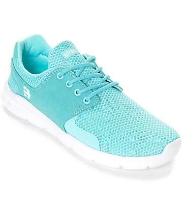 Etnies Scout XT zapatos en azul claro
