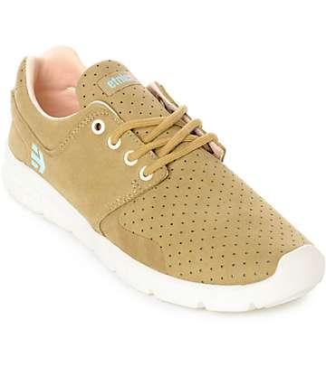 Etnies Scout XT zapatos perforados en marrón