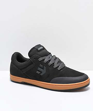 Etnies x Michelin Marana Grey & Gum Skate Shoes