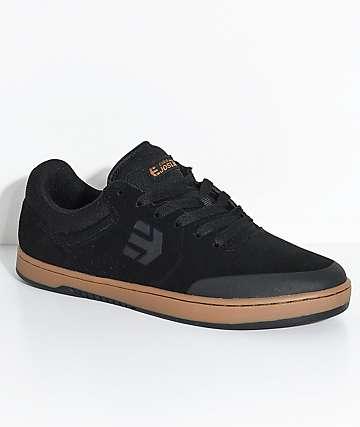 adidas superstar 2 black white gum etnies kingpin black
