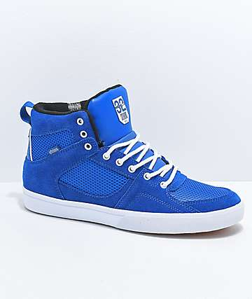 Etnies x ThirtyTwo Harrison HTW Blue, White & Gum Shoes