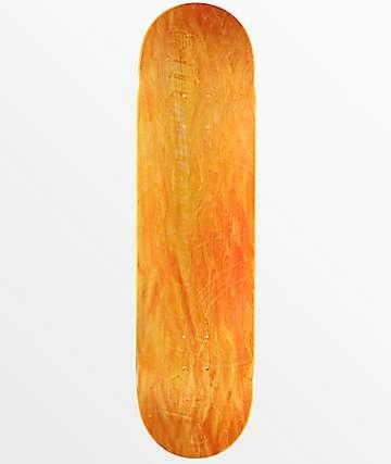 "Expedition One Blank Embossed 8.25"" tabla de skate"
