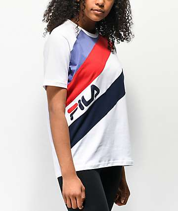 FILA Cho White T-Shirt