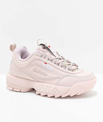 FILA Disruptor II Pink Shoes