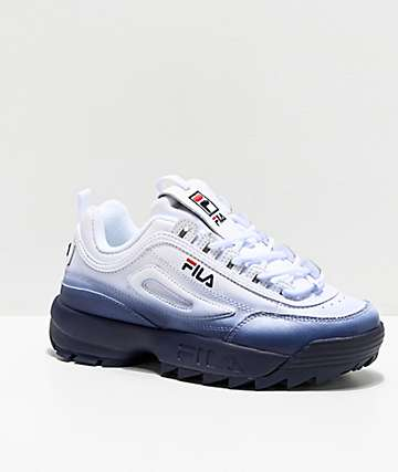 FILA Disruptor II Premium Fade Shoes