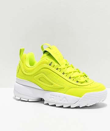 12Zumiez Talla 7 De Zapatos Fila QCexWrBodE