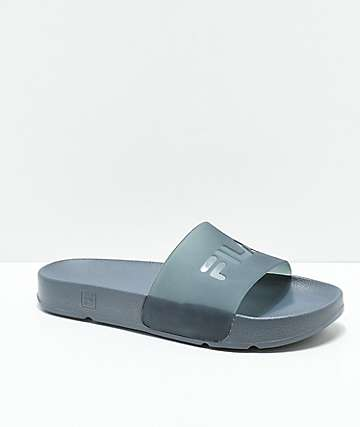 FILA Drifter Molded Castle Rock Slide Sandals
