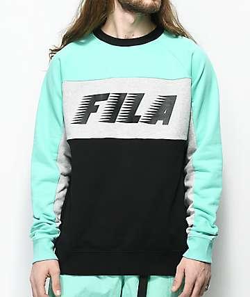 FILA Layton Cockatoo Crewneck Sweatshirt