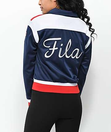 FILA Lizzie Track Jacket