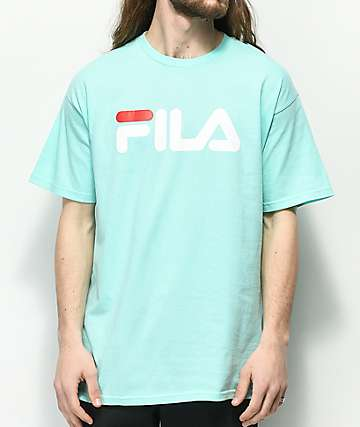 FILA Logo Cockatoo T-Shirt