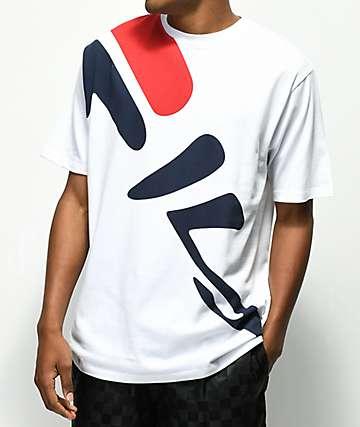 FILA Marcel White T-Shirt