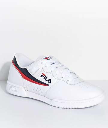 FILA Original Fitness zapatos blancos