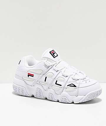 FILA Uproot White Shoes