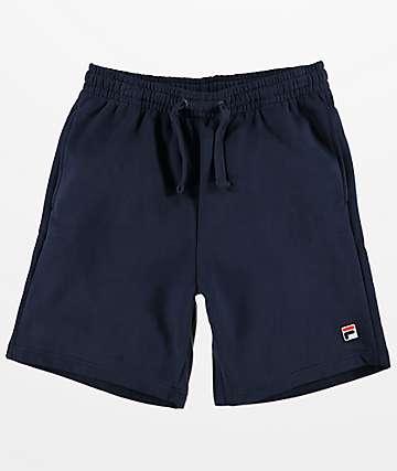 FILA Vico Peacoat shorts de punto