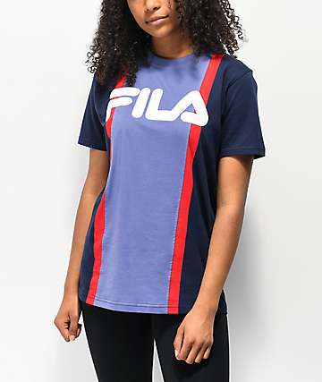 FILA Victoire Blue T-Shirt